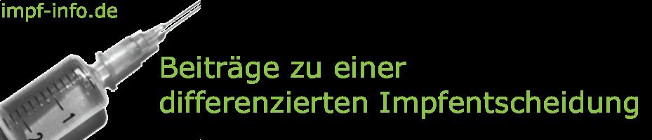 Impf-Info © Dr. Steffen Rabe